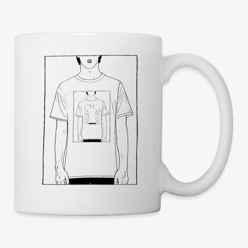 Recursion | Loop | Repeat design | Be creative - Mug