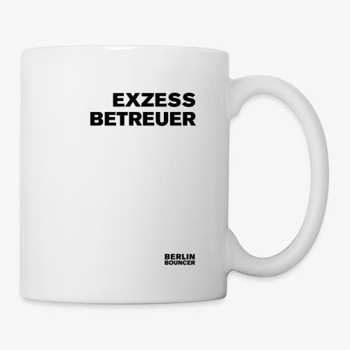 Berlin Bouncer Kollektion - Exzessbetreuer - Tasse