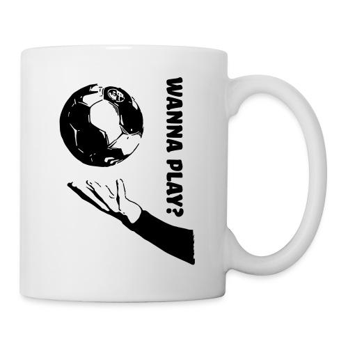 Wanna Play Handball - Kop/krus