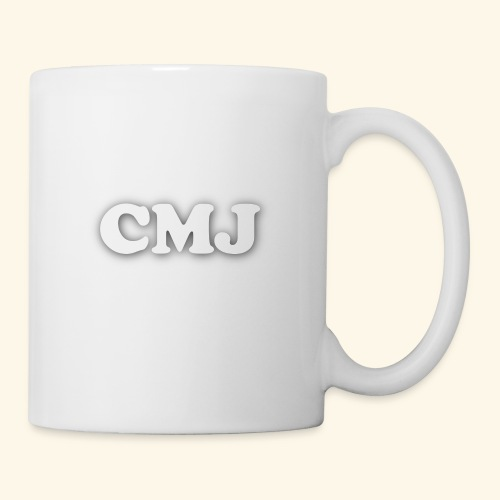CMJ white merch - Mug