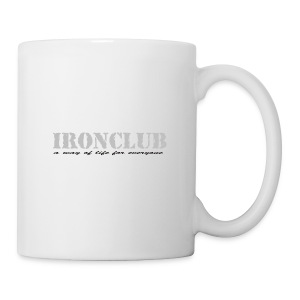 IRONCLUB - a way of life for everyone - Kopp