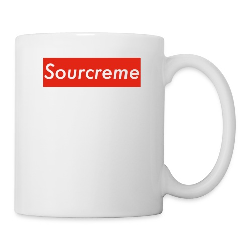 Sourcremeshot - Tasse