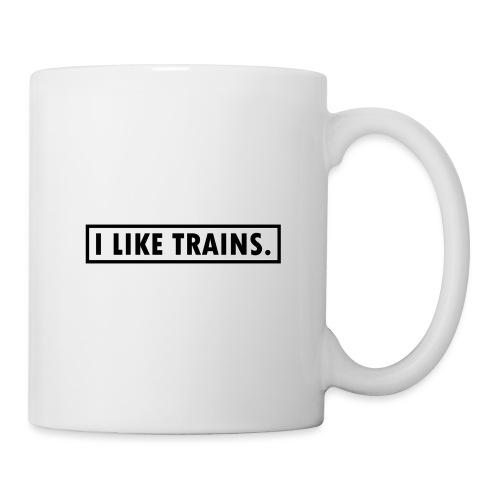 I LIKE TRAINS - Mok