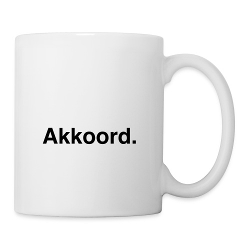 Akkoord - Mok