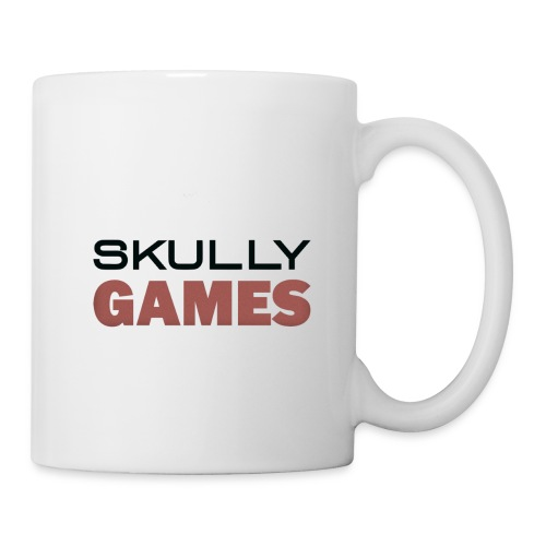 skullygames zomer editie - Mok