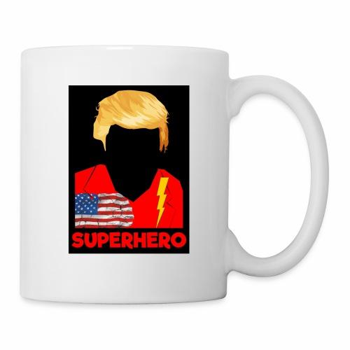 Super Donald / Orange Trump - Tazza