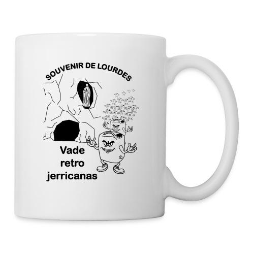 Lourdes - Mug blanc