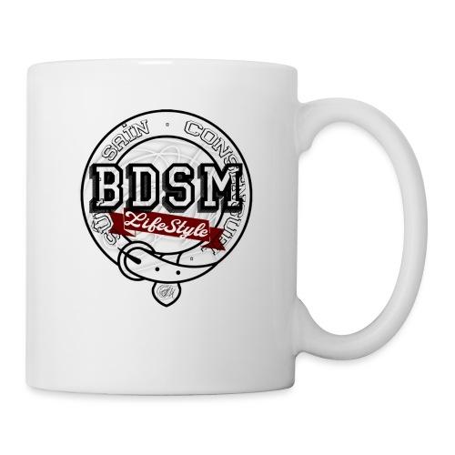 BDSMLifeStyle - Mug blanc