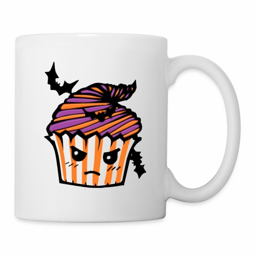 cupcake Halloween - Taza