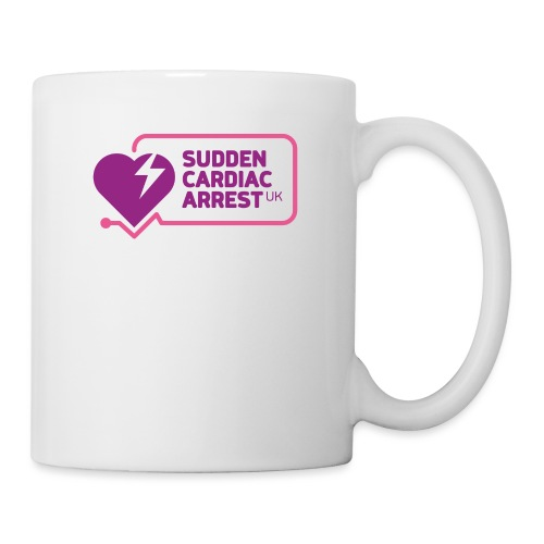 SCA UK Purple Logo - Mug