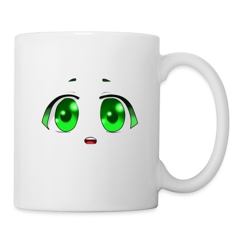 Ojos Anime - Taza