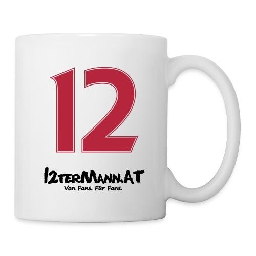 12termann mitfans - Tasse