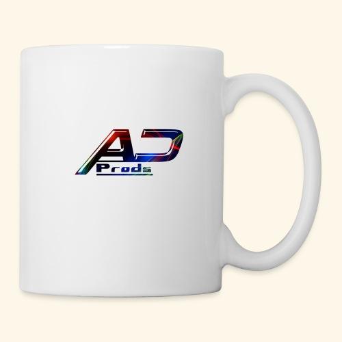 logo ad prods - Mug blanc