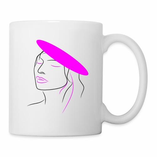 Pink woman - Mug