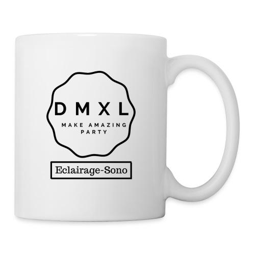 DMXL NR accessoires - Mug blanc