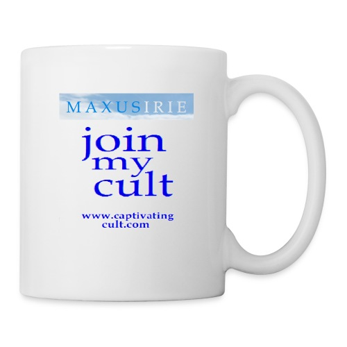 join my cult - Mug
