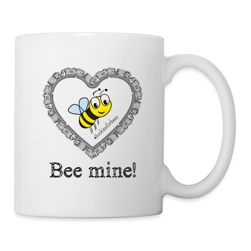 Bees3-1 save the bees | bee mine! - Mug
