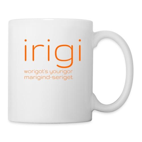 irigi-logo-007 - Mug