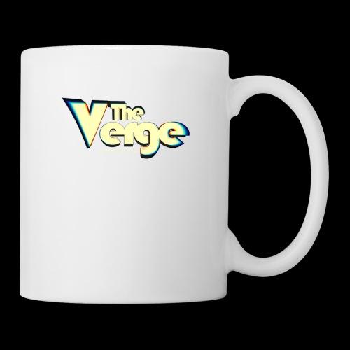 The Verge Vin - Mug blanc