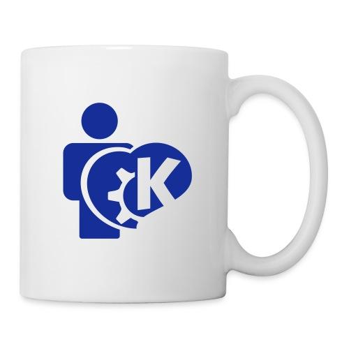 I love KDE - Mug