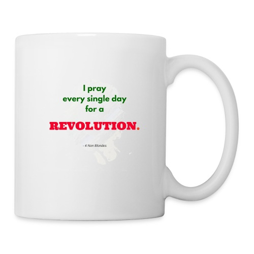 Revolution - Tasse