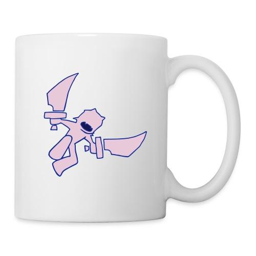 Tac - Brave Leap - Mug