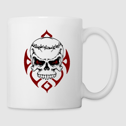 Totenkopf - Tasse
