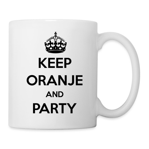 KEEP ORANJE AND PARTY - Mok