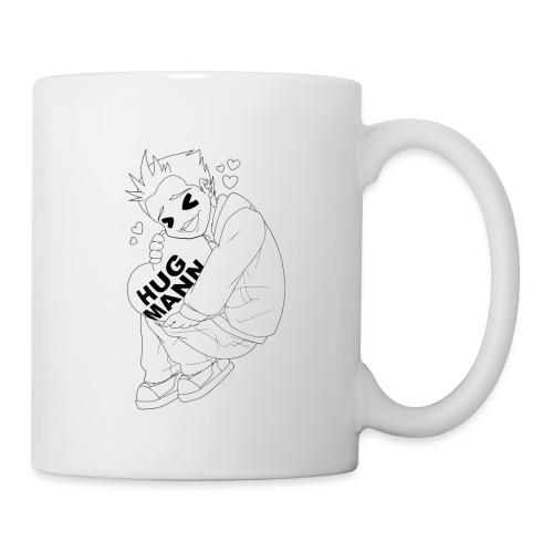 hug mann bigversion png - Mug
