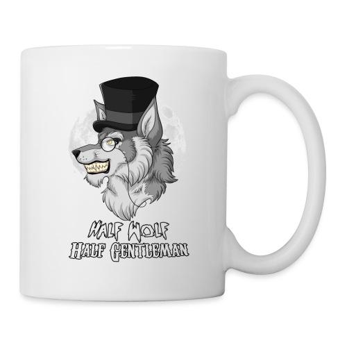 Half Wolf Half Gentleman - Kubek