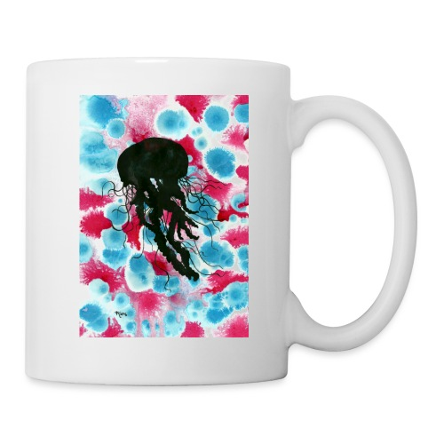 jellyfish - Mug