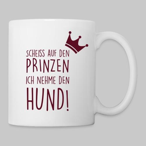 Prinz Hund - Tasse