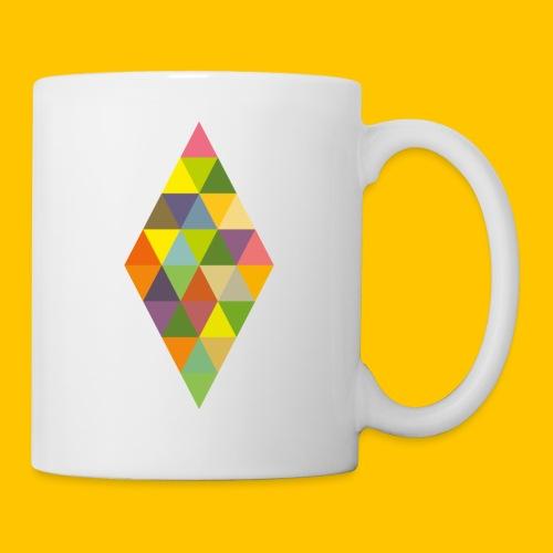 Rhombus - Tasse