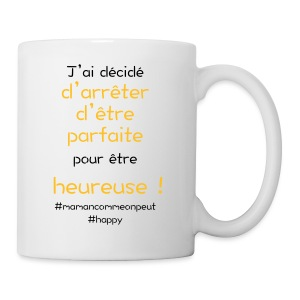 t-shirt_happy_orange - Tasse