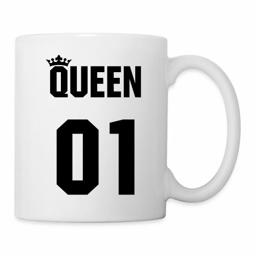 The Queen - Tasse