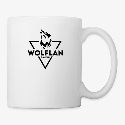 WolfLAN Gaming Logo Black - Mug