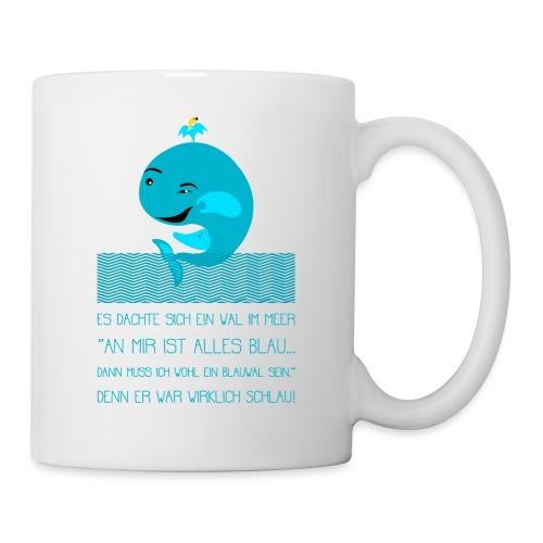 Blauwal - Tasse