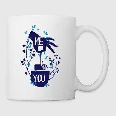 ME YOU TEA, Teabags, Tea, Tea, Teapot - Mug