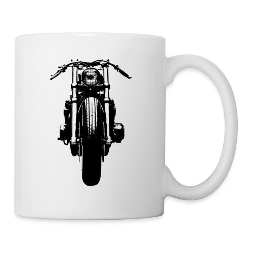 Motorcycle Front - Mug