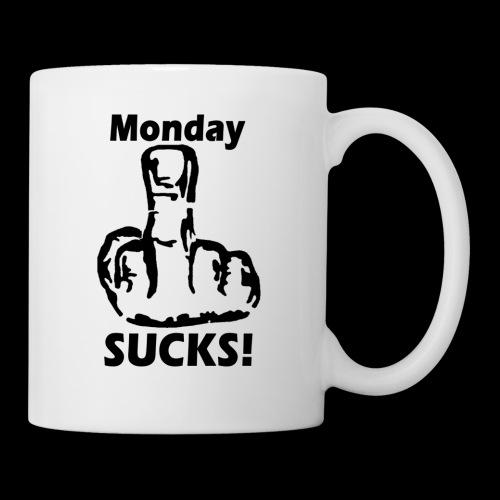 Mondaysucks - Tasse