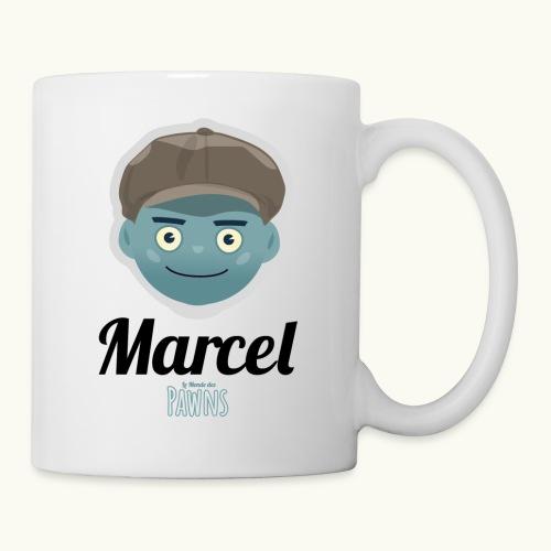 Marcel (Le monde des Pawns) - Mug blanc