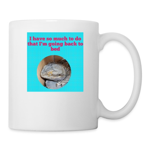 The sleeping dragon - Mug