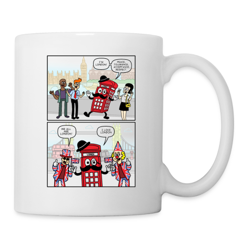 Londi London (Design No 2) - Mug