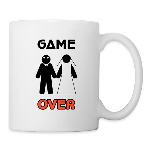 Addio al Celibato - Game Over - Tazza