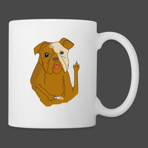 Smokey the Dog - Mug