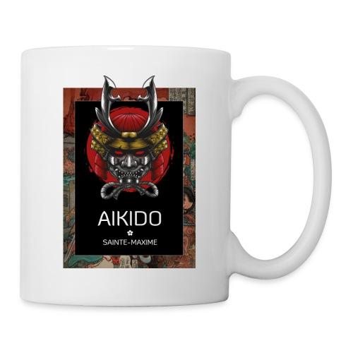 aikido sainte-maxime - Mug blanc