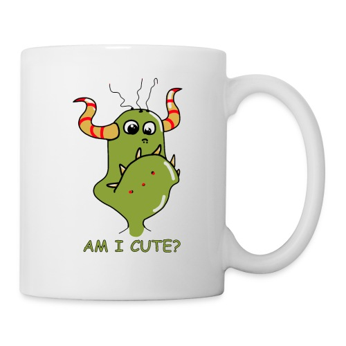 Cute monster - Mug
