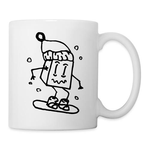 snowboarding - Mug