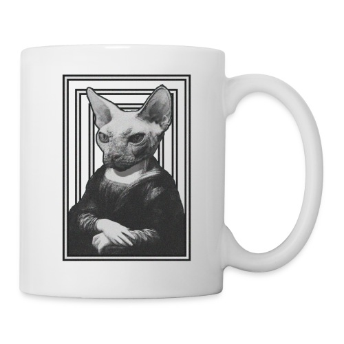 CAT LISA - Taza