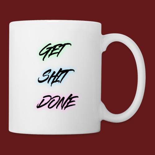 GET SHIT DONE! - Mugg